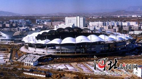秦皇岛奥体中心