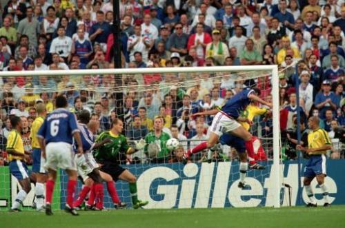 1998年法国世界杯冠军队 法国