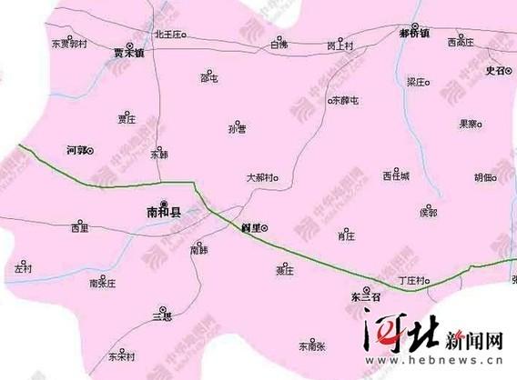107国道18公里,距京深高速公路7公里