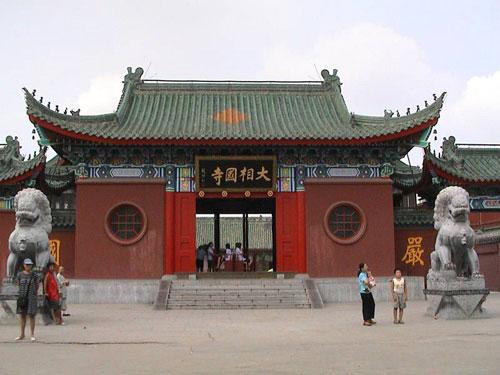 寺院钟楼设计效果图